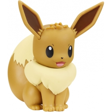 Pokémon Kanto Figurina Eevee 10 cm (vinil)