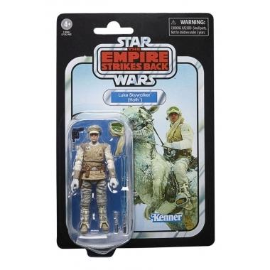 Star Wars Vintage Collection Figurina Luke Skywalker (Hoth) 10 cm