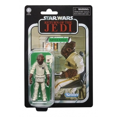 Star Wars Vintage Collection Figurina Admiral Ackbar 10 cm