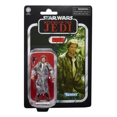 Star Wars Vintage Collection Figurina Han Solo (Endor) 10 cm