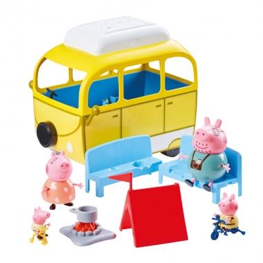 Peppa Pig - Set Peppa's Camping Trip