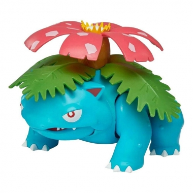 Pokemon Epic Battle Figurina Venusaur 30 cm