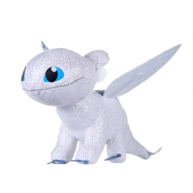 How to Train Your Dragon 3, Light Fury Glow In The Dark 32 cm