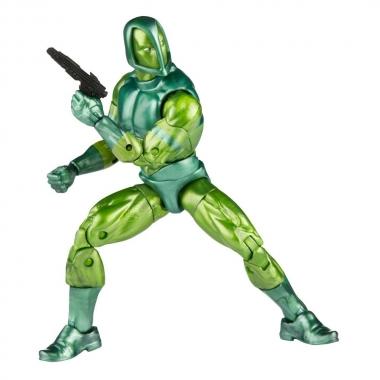 Iron Man Marvel Legends Series Figurina Vault Guardsman 15 cm