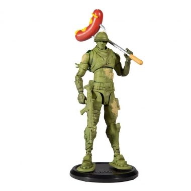 Fortnite Action Figure Plastic Patroller 18 cm
