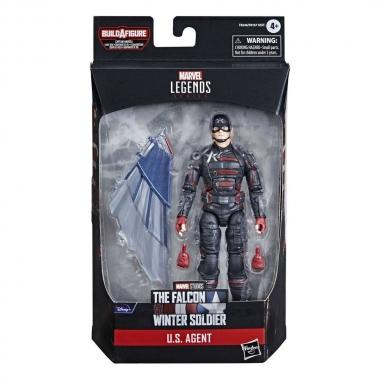 Avengers Disney Plus Marvel Legends Series Action Figure U.S. Agent 15 cm