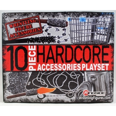 Set 10 piese Hardcore Accessories  - Ringside Exclusive