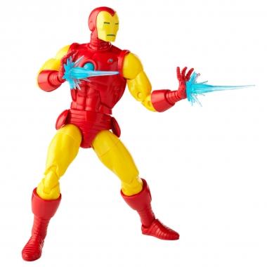 Marvel Shang Chi Iron Man Tony Stark A.I. Action Figure 15cm