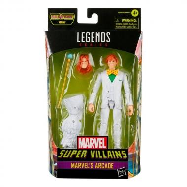 Marvel Legends Super Villains figurina Arcade 15 cm