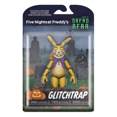 Five Nights at Freddy's Dreadbear Action Figure Glitchtrap 13 cm