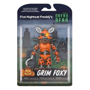 Five Nights at Freddy's Dreadbear Grim Foxy 13 cm