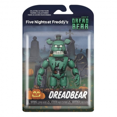 Five Nights at Freddy's Dreadbear Dreadbear 13 cm