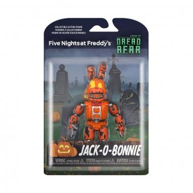 Five Nights at Freddy's Dreadbear Jack-o-Bonnie 13 cm