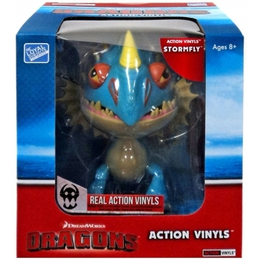 How to Train Your Dragon - Figurina vinil Stormfly 7 cm