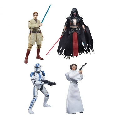 Star Wars Black Series Archive Action Figures 15 cm 2021 50th Anniversary Wave 3 Assortment (4)