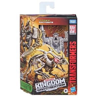Transformers Generations WFC: Kingdom Deluxe W2 Ractonite 14 cm
