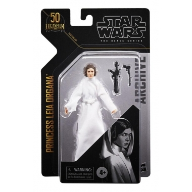 Star Wars Black Series Archive Action Figures 15 cm - Printesa Leia Organa