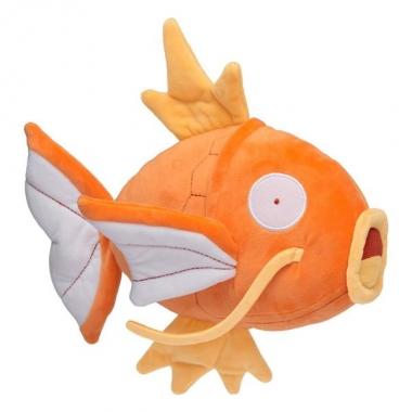 Jucarie de plus Magikarp - seria Pokémon Monochrome 20 cm