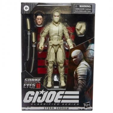 G.I. Joe Classified Series action figure Storm Shadow 15cm