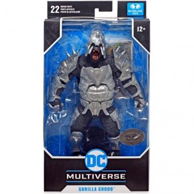 DC Multiverse Action Figure Gorilla Grodd: Injustice 2 18 cm (Platinum Edition)