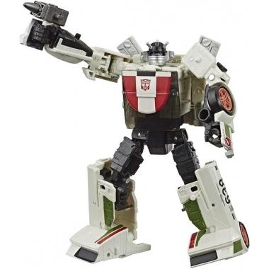 Transformers Generations WFC: Kingdom Wheeljack 14 cm