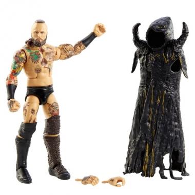 Figurina Aleister Black (Plain Black Knee Pad) - WWE Elite 85 17 cm