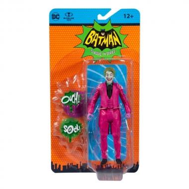 DC Retro Action Figure Batman 66 The Joker 15 cm