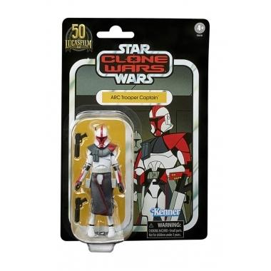 Star Wars The Clone Wars Vintage Collection Action Figure 2022 ARC Trooper Captain 10 cm