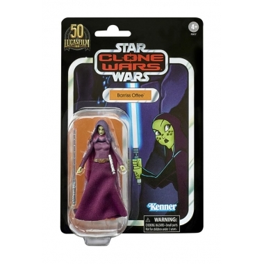 Star Wars The Clone WarsVintage Collection Action Figure 2022 Barriss Offee 10 cm