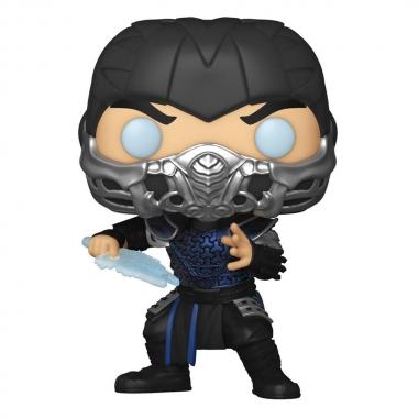 Mortal Kombat Movie POP! Movies Vinyl Figure Sub Zero 9 cm