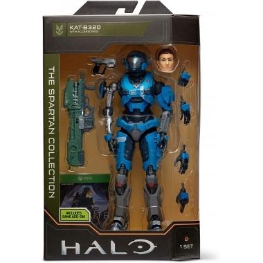 HALO Spartan Collection Kat-B320 cu accesorii 17 cm