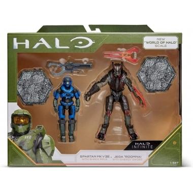 Halo Spartan Mk. V vs. Jega Rdomnai 12-14 cm