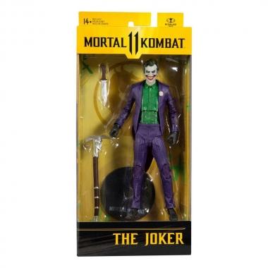 Mortal Kombat Action Figure Joker 18 cm