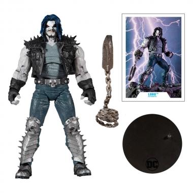 DC Multiverse Action Figure Lobo (DC Rebirth) 18 cm