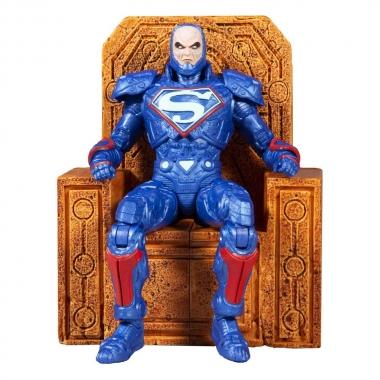 DC Multiverse Action Figure Lex Luthor Power Suit Justice League: The Darkseid War 18 cm