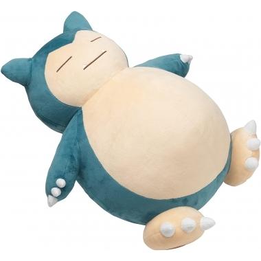 Pokemon - jucarie de plus Sleeping Snorlax 45 cm