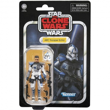 Star Wars The Clone Wars ARC Trooper Echo 10 cm