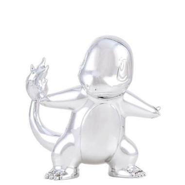Pokémon 25th anniversary Select Battle Mini figures Silver Version , Charmander 7 cm