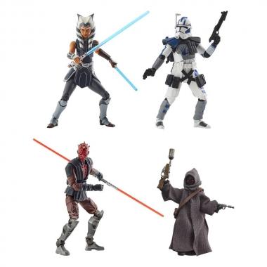Star Wars Vintage Collection Action Figures  2021 Wave 4 Assortment 10 cm