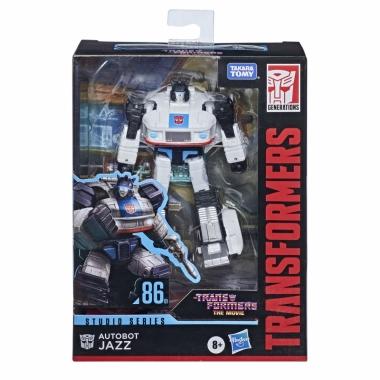 Transformers robot Deluxe Autobot Jazz 11 cm