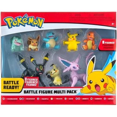 Pokemon Battle Set 8 minifigurine