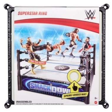 Ring WWE Smackdown Superstar