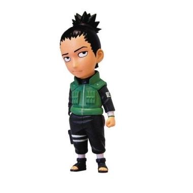 Naruto Shippuden Mininja Mini Figure Shikamaru Series 2 Exclusive 8 cm