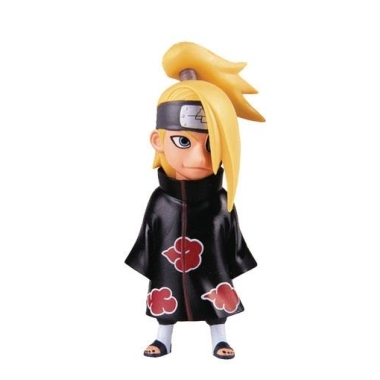 Naruto Shippuden Mininja Mini Figure Deidara Series 2 Exclusive 8 cm