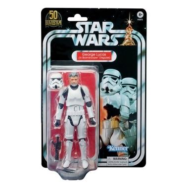 Star Wars Black Series Action Figure 2021 George Lucas (in Stormtrooper Disguise) 15 cm