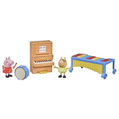 Peppa Pig Peppa's Moments Music Fun Playset 7.5 cm