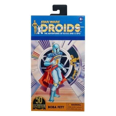 Star Wars: Droids Black Series Action Figure 2021 Boba Fett 15 cm