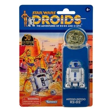 Star Wars: Droids Vintage Collection Action Figure 2021 Artoo-Detoo (R2-D2) 10 cm