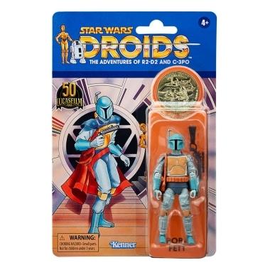 Star Wars: Droids Vintage Collection Action Figure 2021 Boba Fett 10 cm