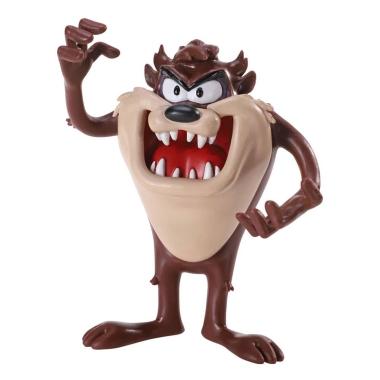 Looney Tunes Bendyfigs Figurina flexibilaTaz Tasmanian Devil 9 cm